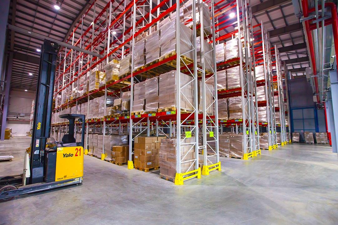 ответственное хранение грузов на складе